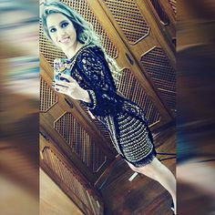 Silvinha simplesmente divando de #lookcarolcamilamodas olha esse vestido que coisa mais maravilhosa  ARRASOU