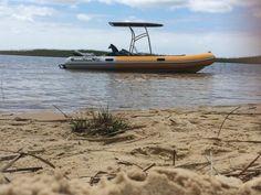 The Wave Boat 575 + Yamaha Waverunner
