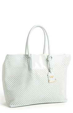 Perforated Tote   @Nordstrom