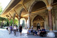 Дворец Топкапы в Историческом центре Стамбула - Tvoygid.com Istanbul Turkey, Barcelona Cathedral, Street View, Building, Travel, Buildings, Viajes, Traveling, Tourism