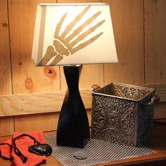 Hands-On-Deck Lamp DIY