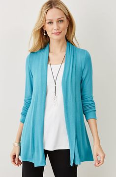 Navy/turquoise color blocking. Wearever lightweight jacket