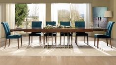 Orfeu Ambience | Prestige Dining Table