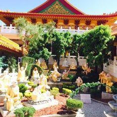 Hsi Lai Temple - Hacienda Heights, CA, United States