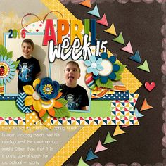 Layout: Project 52 - 2016 | Week 15