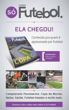 Designed by Lais Pancote :: E-MAIL MKT :: SÓFUTEBOL MAGAZINE #1 :: OLIK COMUNICAÇÃO :: jun/2014