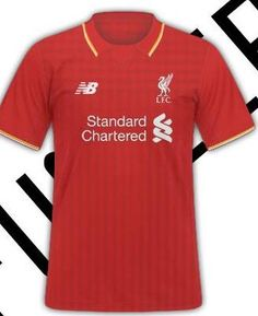 Leaked Liverpool Kit 15 16- Liverpool New Balance Shirts Leak 2015 2016  Liverpool ea52e92ab