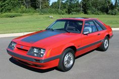 1985 Ford Mustang GT...