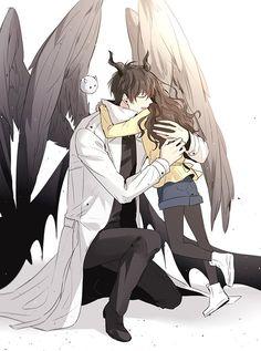 Anime Dad, Anime Child, Anime Love, Fanarts Anime, Anime Characters, Manga Art, Manga Anime, Character Art, Character Design