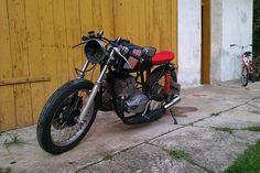 mario - Jawa Cafe Racer - Page 2 Trike Motorcycle, Bike, Jawa 350, Brat Cafe, Street Tracker, Dream Garage, Bobber, Mario, Flat Tracker