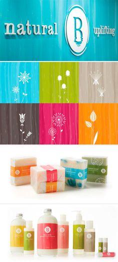 Basin lovely #packaging PD