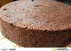 Korpus - bábovka z mikrovlnky recept - TopRecepty.cz Banana Bread