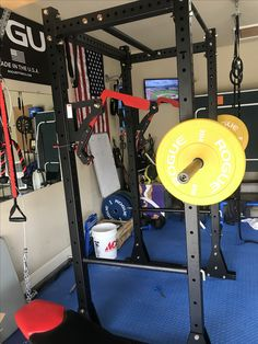 Amazing my garage gym images garage gym baby swings