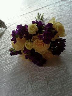 Toss bouquet