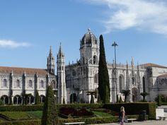 Lisboa/PT - Mosteiro dos Jerônimos