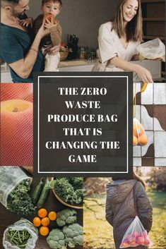 Practically weightless so NO TARE! No hold ups at the grocery store, the cashier can see what's inside and it does not add to the cost of your produce. Reusable. Machine washable. Compostable. Made of cornstarch. Super strong. It keeps produce fresher than plastic. What more could we possibly want? Shop this and other zero waste solutions at Eco Girl Shop! Affordable Plastic-free shopping online in the USA Sustainable Gifts, Sustainable Living, Going Zero Waste, Waste Solutions, Produce Bags, Reduce Waste, Eco Friendly House, Free Products, Girls Shopping