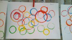 Actividades lógico-matemáticas en educación infantil: BURBUJAS DE COLORES
