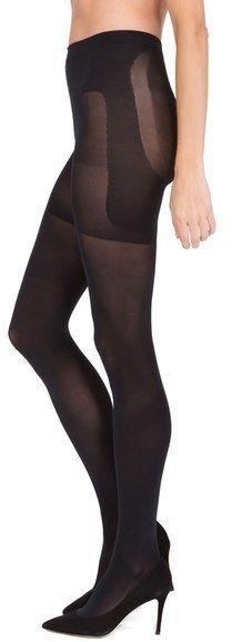 21c58b2dbba SPANX ®  Luxe Leg Bootyfull  Shaping Pantyhose. Mallchick · tights