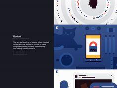 New Website - The Furrow by Seth Eckert #Design Popular #Dribbble #shots