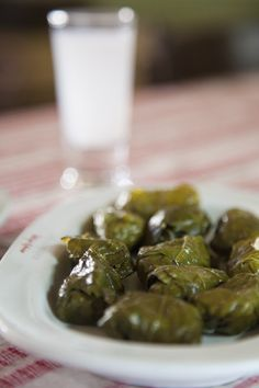 A Walking Food Odyssey in Athens, Greece Athens Food, Vine Leaves, Athens Greece, Palak Paneer, Deli, Coffee Shop, Seafood, Sweet Tooth, Bakery