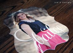 Photo Graduation Announcement  50 Double Sided 5x7 by inkddesigns, $90.00