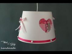 Φωτιστικό οροφής για κορίτσια Τιμή 37€ Pink, Handmade, Home Decor, Hand Made, Decoration Home, Room Decor, Pink Hair, Home Interior Design, Roses