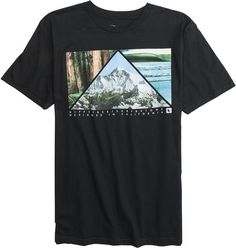 Hippy Tree tee. http://www.swell.com/Mens-Apparel-New-Products/HIPPY-TREE-VISION-SS-TEE?cs=BL