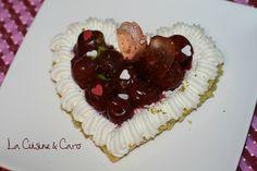 coeur pistache cerise
