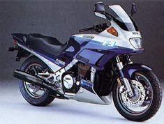 The ORIGINAL Sport Touring Yamaha.. FJ1200