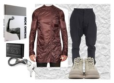 """""""rickwoejjdds"""" by oliver-heng on Polyvore featuring Rick Owens, men's fashion and menswear Rick Owens, Men's Fashion, Menswear, Polyvore, Image, Moda Masculina, Mens Fashion, Man Fashion, Men Wear"""