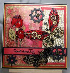 Felicie's Creative World: Steampunk roses