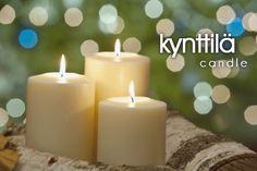 kynttilä ~ candle