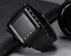 Nadupané inteligentné bluetooth hodinky v čiernej farbe Smart Watch, Fitbit, Bluetooth, Watches, Colour, Smartwatch, Wristwatches, Clocks