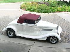 1933 Ford Cabriolet for sale on Hotrodhotline V Rod Custom, Convertible, Muscle Cars For Sale, Ford, Roadster, Cabriolet, Hot Rods, Harley Davidson, Bike