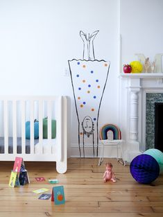 Let's face it: you're going to be spending a LOT of time in your baby's nursery. So why not make...