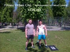 Antrenament Fitness Urban Cluj: Hard, Fast, Slow.