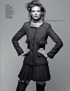 Chanel Fall Winter 2013 Editorial