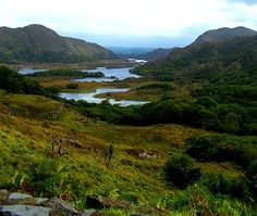 The Irish Countryside...beautiful....I dream of going there someday!
