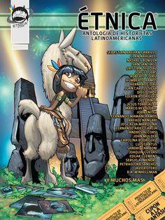 Etnica Magazine de Comics