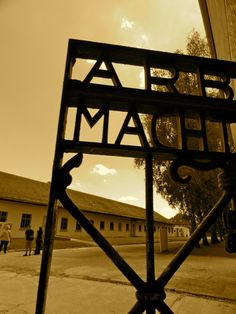 Dachau Concentration Camp, Munich, Germany - may history never repeat itself.
