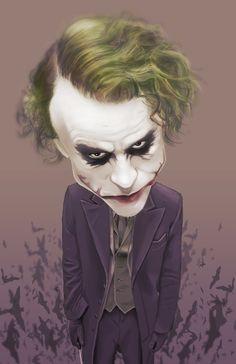 Joker by Dwayne Bruce