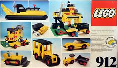 "Lego 912 (from <a href=""http://www.nosoov.com/picture/1976_lego_912-1/categories"">Nos souvenirs d'enfance </a>)"