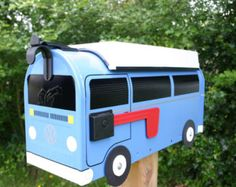 21 Window Custom Made To Order Volkswagen Bus Grass by TheBusBox