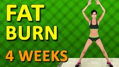 Beginner Fat Burning Workout - Lose Weight In 4 Weeks