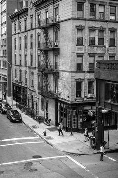 17th Street Corner | John Bencina Photography