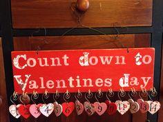 Valentine countdown