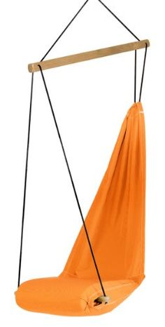 Byer of Maine Hangover Hanging Chair, Orange Baby Hammock, Hammock Chair, Hammock Stand, Hangover, Floating Chair, Hanging Furniture, Hanging Chairs, Antique Chairs, Sewing Pillows