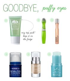 Goodbye, Puffy Eyes | The Makeup Lady