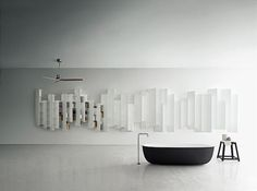 CTLINE - Designer Bath shelving from Boffi ✓ all information ✓ high-resolution images ✓ CADs ✓ catalogues ✓ contact information ✓ find your. Best Interior, Home Interior, Bathroom Interior, Interior Design, Bathroom Furniture, Solid Surface, Boffi, Decorating Blogs, Design Awards