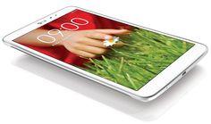 LG announces full HD G Pad 8.3 Tablet